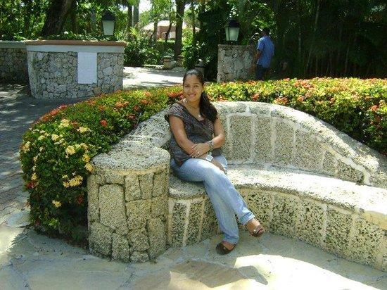 Talanquera Beach Resort: yo