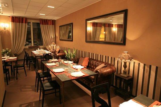 Piano B Pizza & Steakhouse: Sala piano superiore