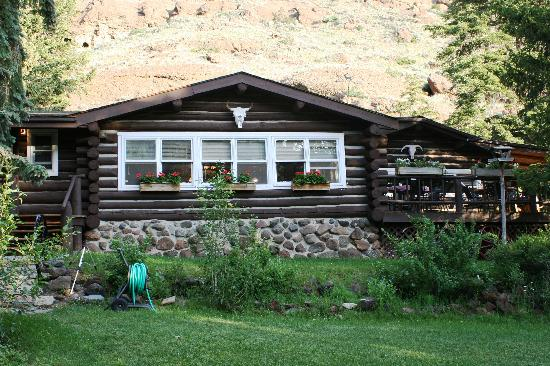 Rimrock Ranch : Rim Rock Ranch Main Lodge