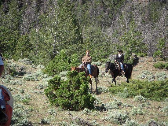 Rimrock Ranch: Trail Ride