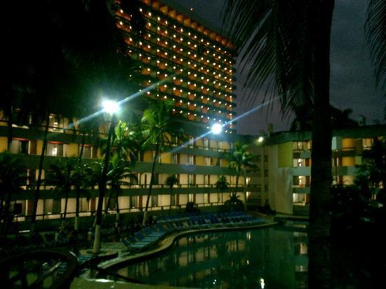 El Cid El Moro Beach Hotel: desde el loby