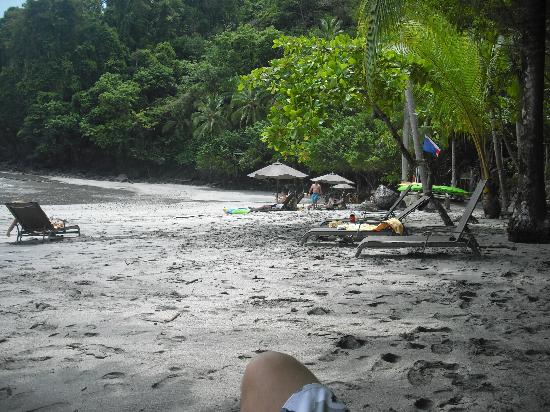 Tulemar Bungalows & Villas: The beach