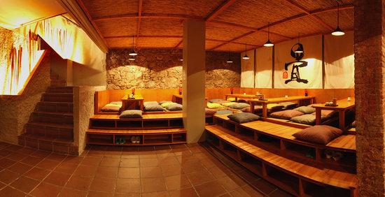The Tatami Room: Tatami Dining Area