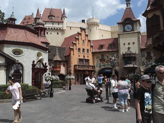 germany(epcot center)