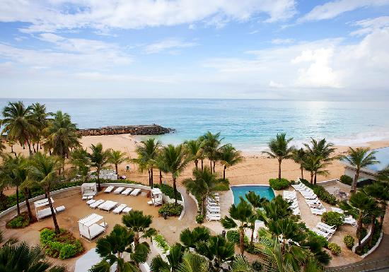 pools / beach view - Picture of La Concha Renaissance San Juan Resort, San Juan - TripAdvisor
