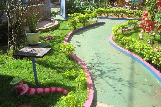 Pousada Pedacinho de Ceu: The Garden