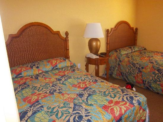 Lake Buena Vista Resort Village & Spa: LBV - Double bedroom