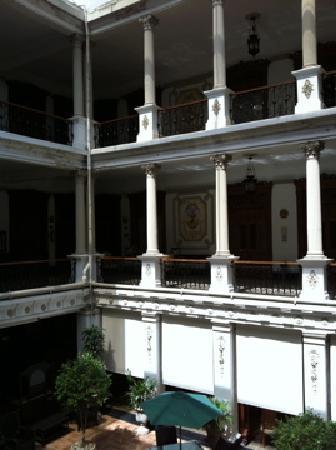 梅里達大飯店照片