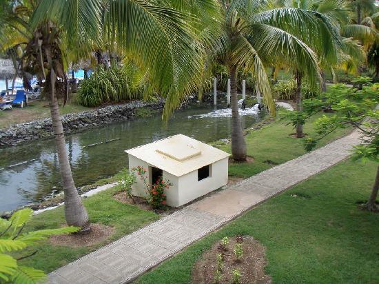 Melia Las Antillas: vue de la chambre,,,