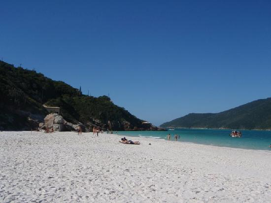 Prainhas do Pontal do Atalaia : La playa