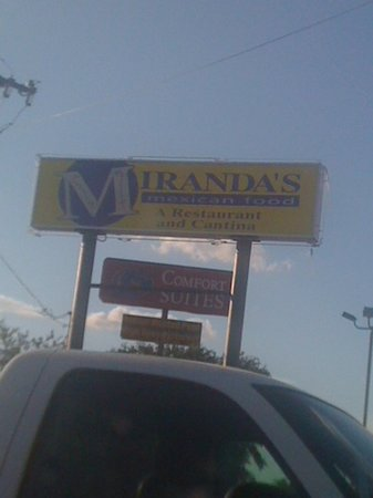 Miranda's Fresh Mexican Food