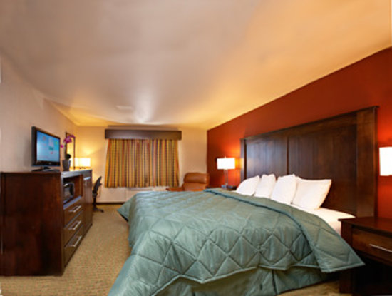 Inn America Lewiston : King Room