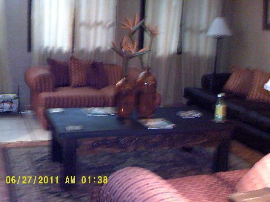 Hotel Humuya Inn: lobby