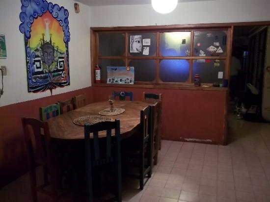 Hostal Tata Inti: Dinning Room