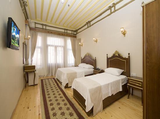 Hotel Gedik Pasa Konagi: deluxe room