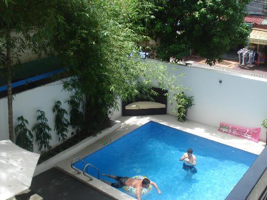 Omana Hotel: pool
