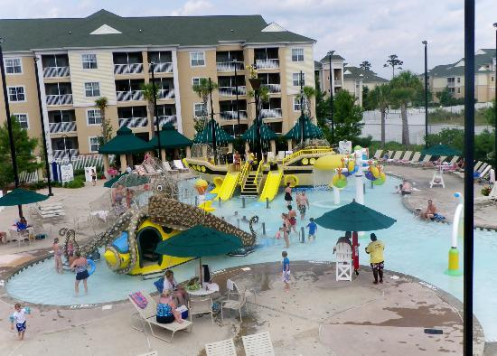 Sheraton Broadway Plantation Resort Villas Splash Zone And Childrens Pool