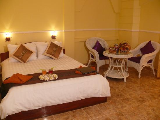Paris Angkor Boutique Hotel: Double