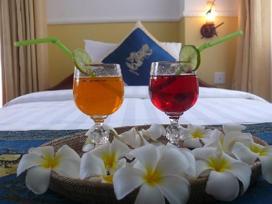 Paris Angkor Boutique Hotel: Room
