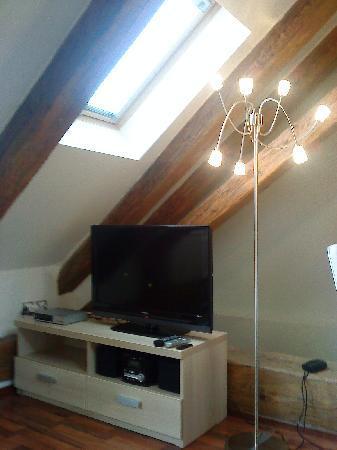 Residence U Cerne Veze: Zimmer