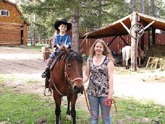"""Beaver Guest Ranch : und auch die """"Kleinen"""" kommen voll auf ihre Kosten !"""