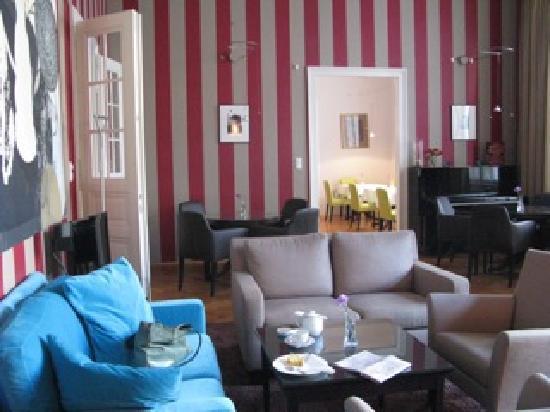 Hotel Altstadt Vienna: sitting room