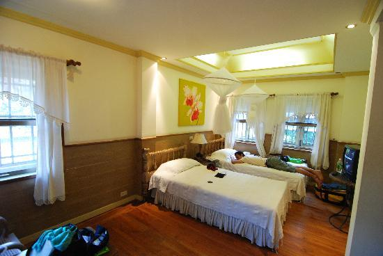 Kaomai Lanna Resort: spacious rooms