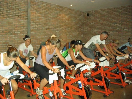 Nutrifort Fitness: Spin Classes