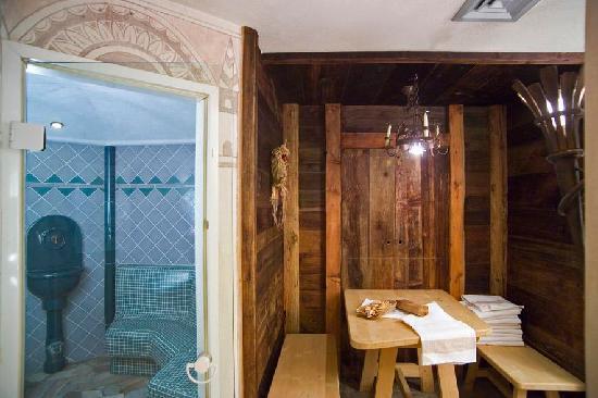 Sauna e bagno turco - Picture of Hotel Spol - Feel at Home, Livigno ...