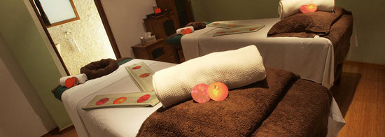 Lotus Day Spa & Cafe: Peaceful, comfortable private rooms
