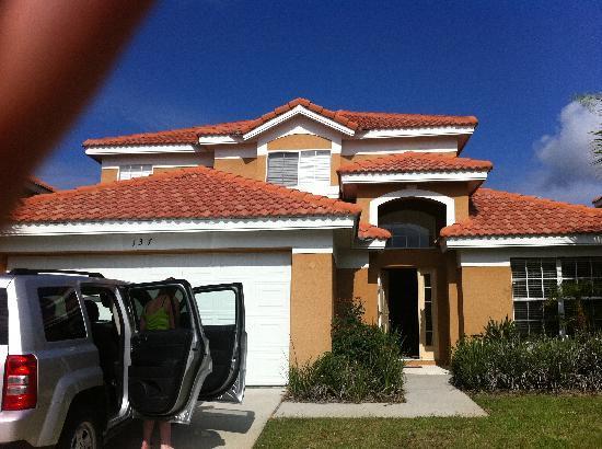 Aviana Resort Orlando: aviana villa with monarch