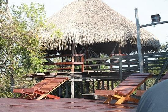 Juma Amazon Lodge: The resting area