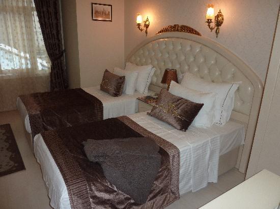 Nena Hotel: une chambre