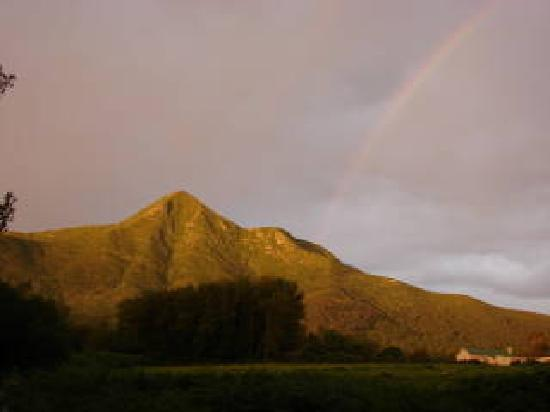 Andelomi Forest Lodge: Storms River Tsitsikamma  mountain
