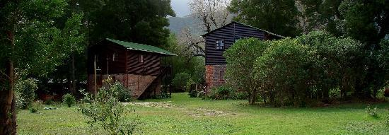 Andelomi Forest Lodge: Self-Catering Storms River Tsitsikamma