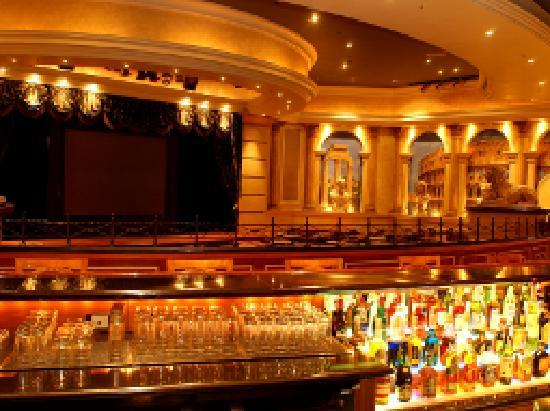 Peermont Mondior at Emperors Palace: Odeon Show bar Silvermoon at Emperors Palace, Gauteng, Johannesburg