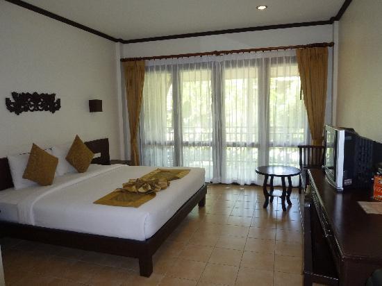 Am Samui Palace: Standard Zimmer