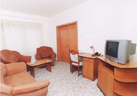 Hotel Everest : Suite