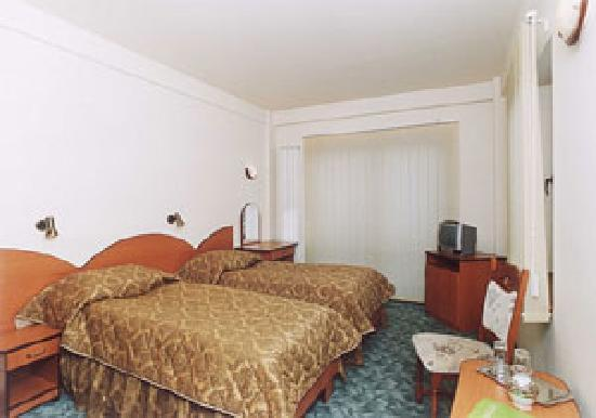 Hotel Everest : Suite bedroom