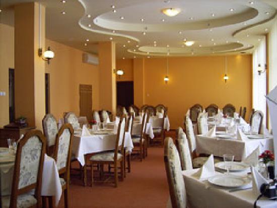 Hotel Everest : Restaurant