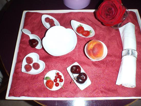 Jays Paris: daily fruit