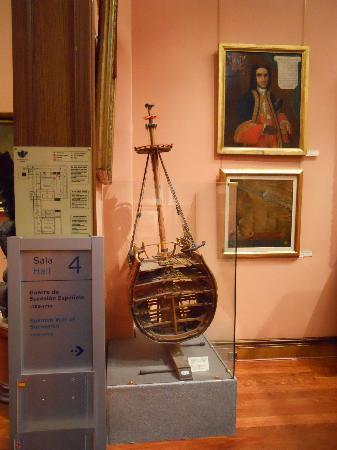 Naval Museum : Fantastic exhibits