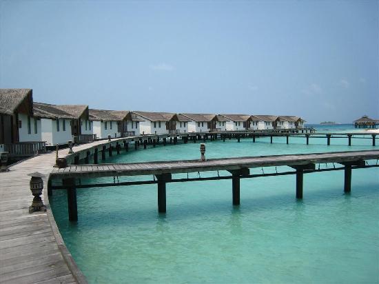 Reethi Beach Resort Water Villa Reviews