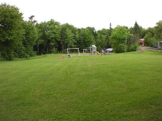 New Glasgow Highlands Campgrounds: the park at the campground