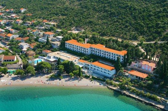 Trpanj, Kroatië: Hotel Faraon