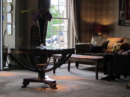 Rudding Park Hotel : Reception Area