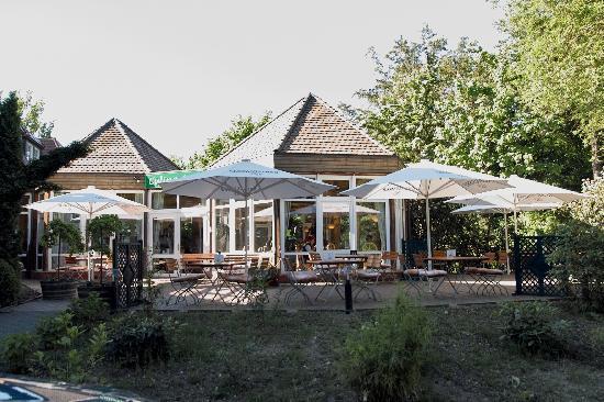 Parkhotel Diani: padiglioni della prima colazione