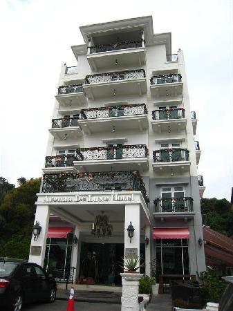 Arenaa De Luxe Hotel: Arenaa Hotel
