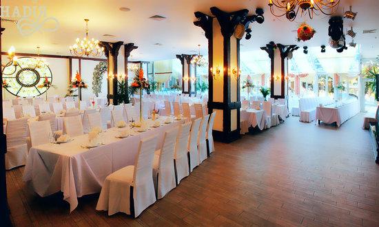 Nadiya Hotel & Restaurants: National Restaurant