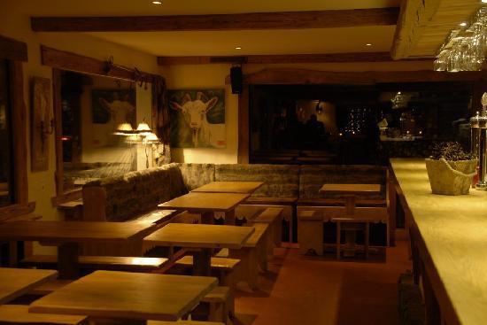 Hotel U'Fredy: le coin bar